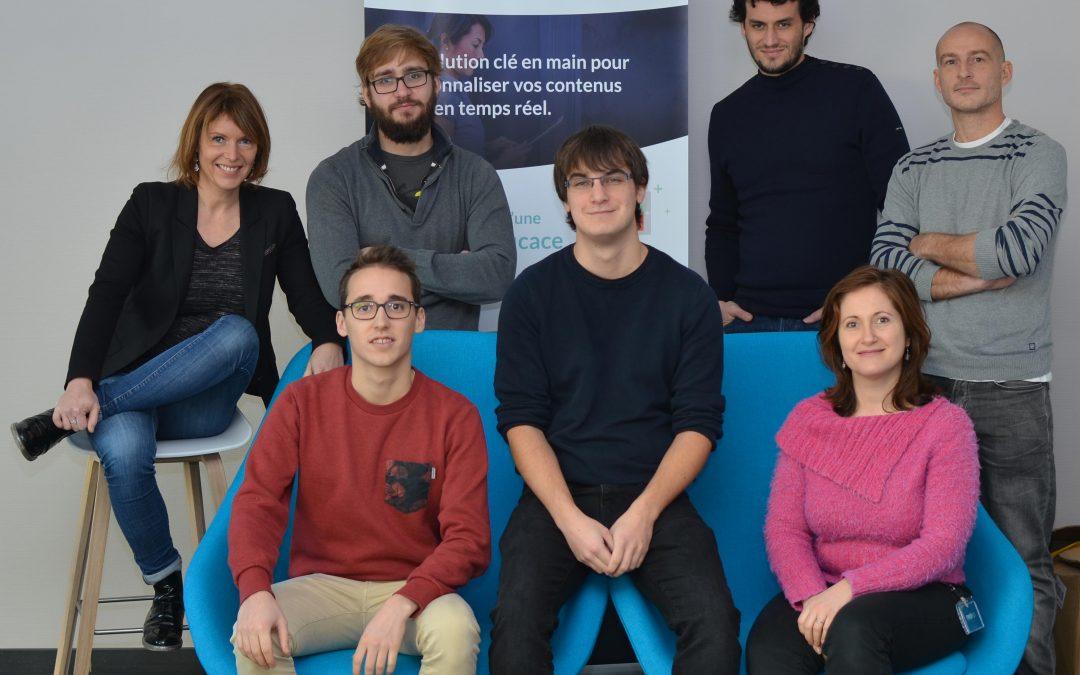 Nouvelle année et nouveaux locaux pour l'équipe Mediego !