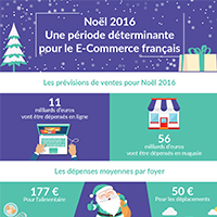 Noël 2016, une période déterminante pour le E-Commerce français