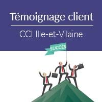 Téléchargez le témoignage client de la CCI Ille-et-Vilaine