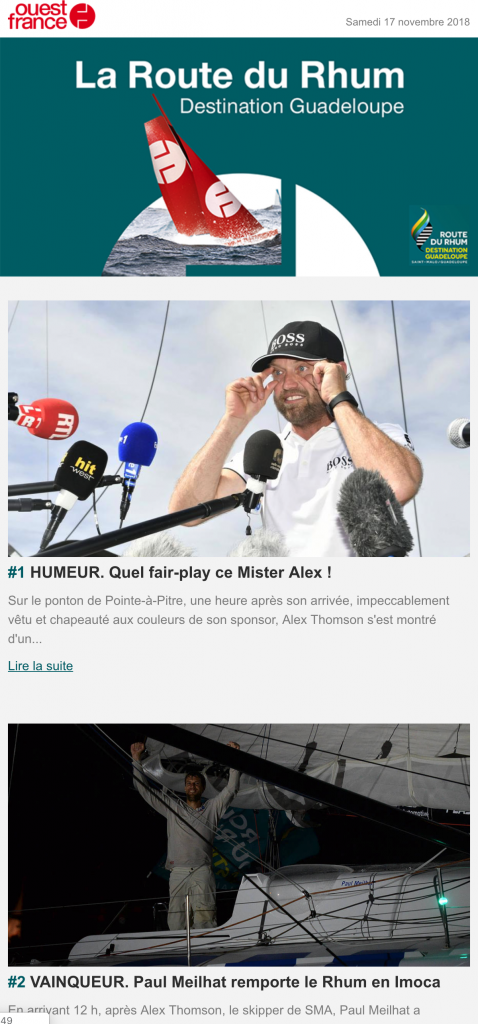 newsletter-route-du-rhum-ouest-france