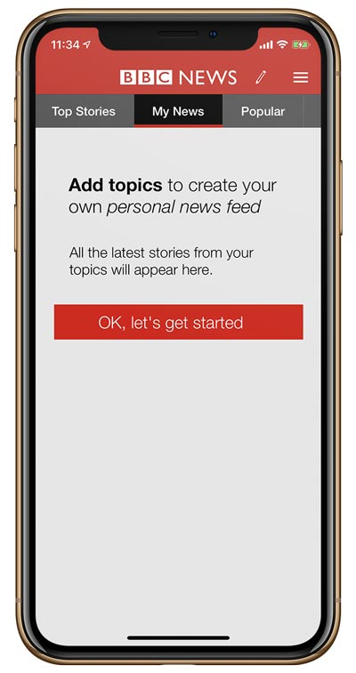 BBC-News-Personnalisation-explicite-application-mobile